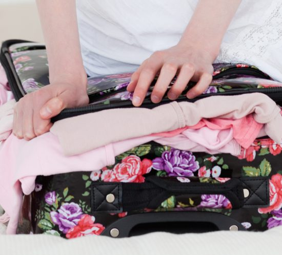 packing cube mistakes stuffed suitcase