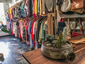 No. Vintage has a currated collection of thrift and vintage items in the mission, but it's a little more expensive than less well currated palces